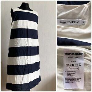 Marimekko MARJET  Dress Size 36 lined, pockets