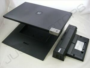 Dell Precision M4500 Basic Monitor Stand Inklusive Laptop Dockingstation 0G889C