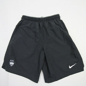 UConn Huskies Nike Dri-Fit Athletic Shorts Men's Dark Gray New with Tags