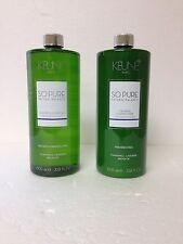 Keune So Pure Calming Shampoo & Conditioner Duo 33.8 oz