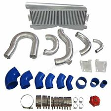 Intercooler Kit + BOV For 04-06 Pontiac GTO Holden Monaro LS1 LS2 Twin Turbo NA