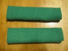 Set of 2 Soft & Secure CPAP Comfort Pads Keeps Mask Straps Away green Kelly sol