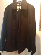Superdry  ladies premium coat  heavy weight wool 2XL new with tags RRP 169.99