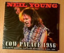 NEIL YOUNG Cow Palace 1986 (CD neuf scellé/sealed) Live
