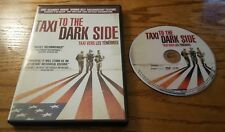 Taxi To The Dark Side (DVD, 2007) Alex Gibney documentary film abuse of power