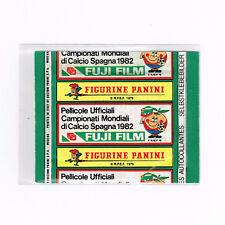 PANINI WORLD CUP 1982 | sealed Spain promo FUJI FILM packet WC ESPANIA 82