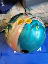 Radical Squatch Hybrid 15lb Used Bowling Ball