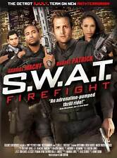 S.W.A.T.: FIREFIGHT Movie POSTER 27x40 Gabriel Macht Robert Patrick Kristanna
