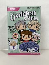 Funko The Golden Girls Cereal Target Exclusive With Betty White Mini Pop Figure