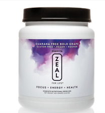 Zurvita- Zeal for Life- 30-Day Wellness Canister