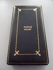 (113) Original WWII Etui für Purple Heart USA ab 1941 ...