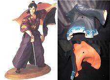 Studio Ghibli Eboshi Gozen Figure Princess Mononoke Ashitaka Cominica Free ship