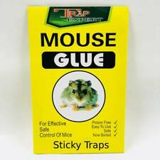 10 X Rat Mice Mouse Trap Mouse Catcher Pad Super Strong and Safe Sticky