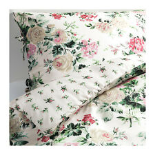Ikea Twin size EMMIE BLOM Duvet cover & pillowcase Beautiful Floral multicolor