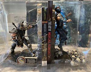 Mortal Kombat: Deception Special Kollector's Edition Scorpion Original Xbox 2003