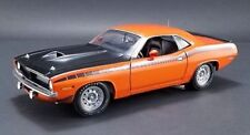 1970 Plymouth  AAR Cuda Orange 1:18 Acme 1806106