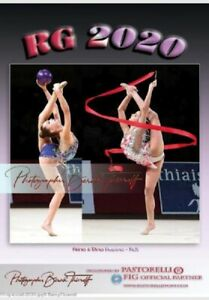 Toller RSG FOTOKALENDER 2020 Rhythmische Sport Gymnastik KALENDER Einzel A4 NEU!