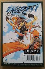 Tsubasa Caracter Guide n. 1 ed.Star Comics NUOVO*CLAMP*