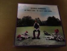 GEORGE HARRISON BEATLES SPANISH PROM0 CD SINGLE SPAIN MY SWEET LORD 2000 CARD