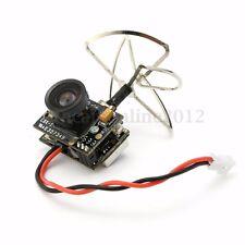 Eachine TX02 AIO 5.8G 40CH 200mW VTX 600TVL 1/4 NTSC FPV Camera Cam Transmitter