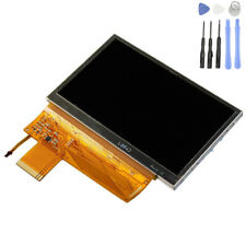 LCD Screen Display Backlight Replacement w/ Tools For PSP 1000 1001 Series