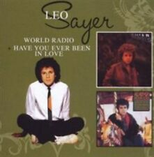 World Radio / Have You Ever Been in Love by LEO Sayer CD 740155206239
