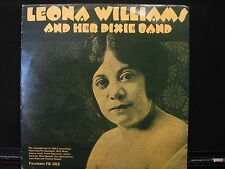 Leona Williams And Her Dixie Band Fountain Records FB-303 (UK)