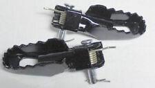 Zap predellini PEDANE FOOT PEGS e-PEGS KTM SX EXC 125 250 450 98-15 Arancione
