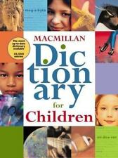 Macmillan Dictionary for Children: 4th Revised Edition