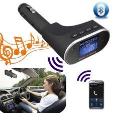 Bluetooth Wireless FM Transmitter for Samsung Galaxy S8+S7 LG V20 V30 G6 HTC 11
