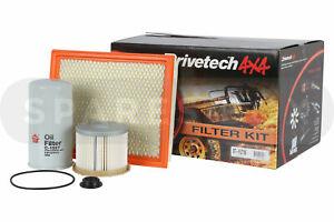 Sakura 4x4 Filter Service Kit DT-FLT16 fits Holden Colorado 3.0 TD (RC), 3.0 ...