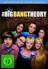 The Big Bang Theory - Die komplette achte Staffel  (2015) NEU OVP