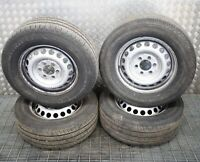 MERCEDES-BENZ SPRINTER 906 Steel Wheel Set A0014014802 235/65R16C 6.5Jx16H2 ET62