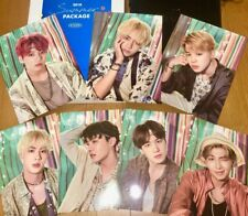 BTS SUMMER PACKAGE 2018 Vol.4 Mini Poster Complete 7set official