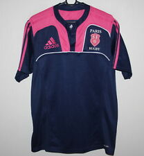 Stade Francais rugby shirt Adidas Size - M