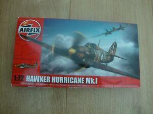 L203 Airfix Model Kit A01010 - Hawker Hurricane Mk I - 1/72