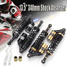 13.5'' 340mm Rear Air Shock Absorbers Suspension Kit For Kawasaki Honda go kart