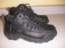 CONVERSE Women's Steel Toe Shoes C455 BLACK 6.5M