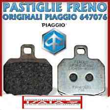 KIT PASTICCHE FRENO POSTERIORE ORIGINALI PIAGGIO BEVERLY 500 CRUISE 08/10 647076