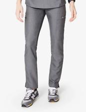 Figs Technical Collection Yola Skinny Scrub Pants, Graphite Gray, Size Xxl ~Euc