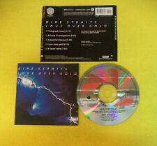 CD DIRE STRAITS Love Over Gold 2004 Ita CORRIERE DELLA SERA no lp mc (CS40)*2