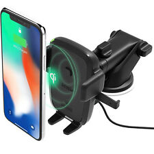 IOTTIE HLCRIO134 EASY ONE TOUCH QI WIRELESS FAST CHARGING CAR DASH WINDOW MOUNT