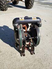 Aro 1 Air Double Diaphragm Pump 35 Gpm Ptfe Balls Ss Seats 666100 244 Teflon