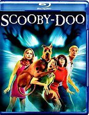 USED BLU-RAY // Scooby-Doo-The Movie // Sarah Michelle Gellar,  Freddie Prinze
