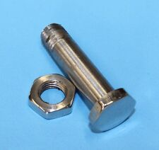 Lambretta Stainless Steel Fork Link Bolt and Nut, L08078-SS (129)