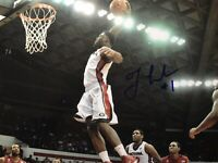 Travis Leslie Signed 8x10 Photo Georgia Bulldogs Los Angeles Clippers Autograph