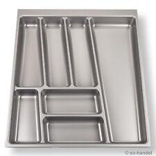 SO-TECH® Besteckeinsatz 405 x 462 mm für 50er Nobilia Schublade Besteckkasten