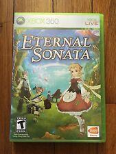 Eternal Sonata (Microsoft Xbox 360, 2007) Complete