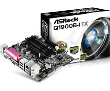 AsRock q1900b-itx-ITX placa base Intel integrado CPU CPU