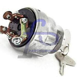91204-17400 New Ignition Switch For Mitsubishi Caterpillar Forklift 91205-14900